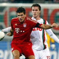 A Bayern rutinból hozta az Augsburg ellen a három pontot