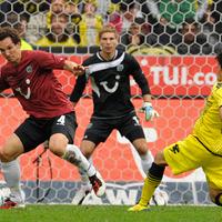 Ez eddig kínlódás: a címvédő Dortmund megint kikapott