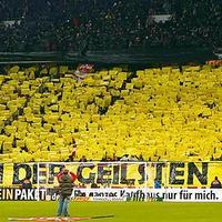 Dortmund: a Bayern-drukkerek miatt kért bocsánatot a klub