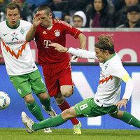 Ribéry, Robben és a két Borussia élre küldte a Bayernt
