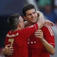 Héttel nyert a Bayern, kikapott a Dortmund