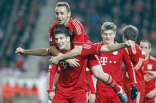 Gomez két gólja három pontot ért a Bayernnek