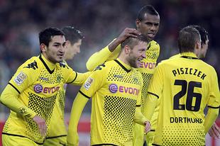 A Freiburg ráijesztett a Dortmundra, de hiába