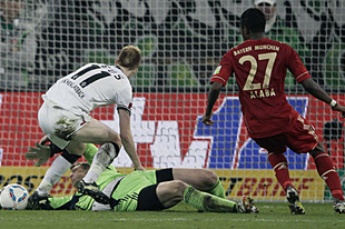 A Bayern lesz a Dortmund ellenfele a Német Kupa döntőjében
