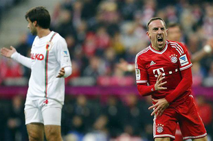 Rekordot döntött a Bayern, kikapott a Dortmund