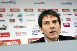 Hoffenheim: Pezzaiuoli a szezon végén feláll a kispadról - hivatalos