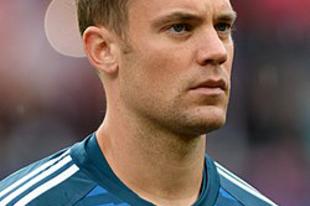 Német válogatott - Manuel Neuer