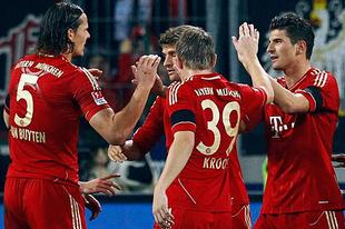 A Bayern visszavághat a februári zakóért a Dortmundnak