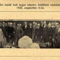 1138 Evezős Egyletek hősi emlékművei (Budapest, Margitsziget)