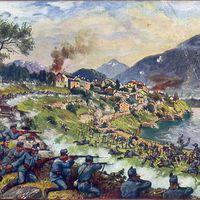 Az I. világháború jelentősebb hadműveletei 1.0