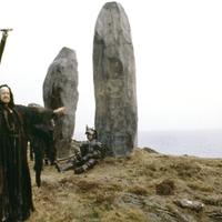Kövér László házelnök találkozása Merlinnel, a varázslóval