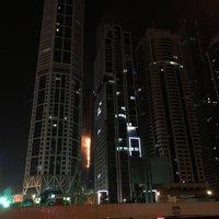 Tűz ütött ki a dubaji Torch toronyházban