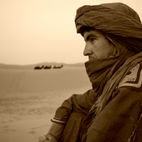 Yanayer Wahed Magreb (Matuska Szilveszter), a terrorista