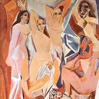 Picasso, a dilettáns festő