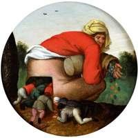 A Pieter Bruegel börleszk