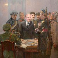 Lenin szele
