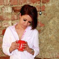 Ez a fiatal nő minden reggel megivott egy kávét