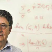 A matematikus - cikk Lovász Lászlóról