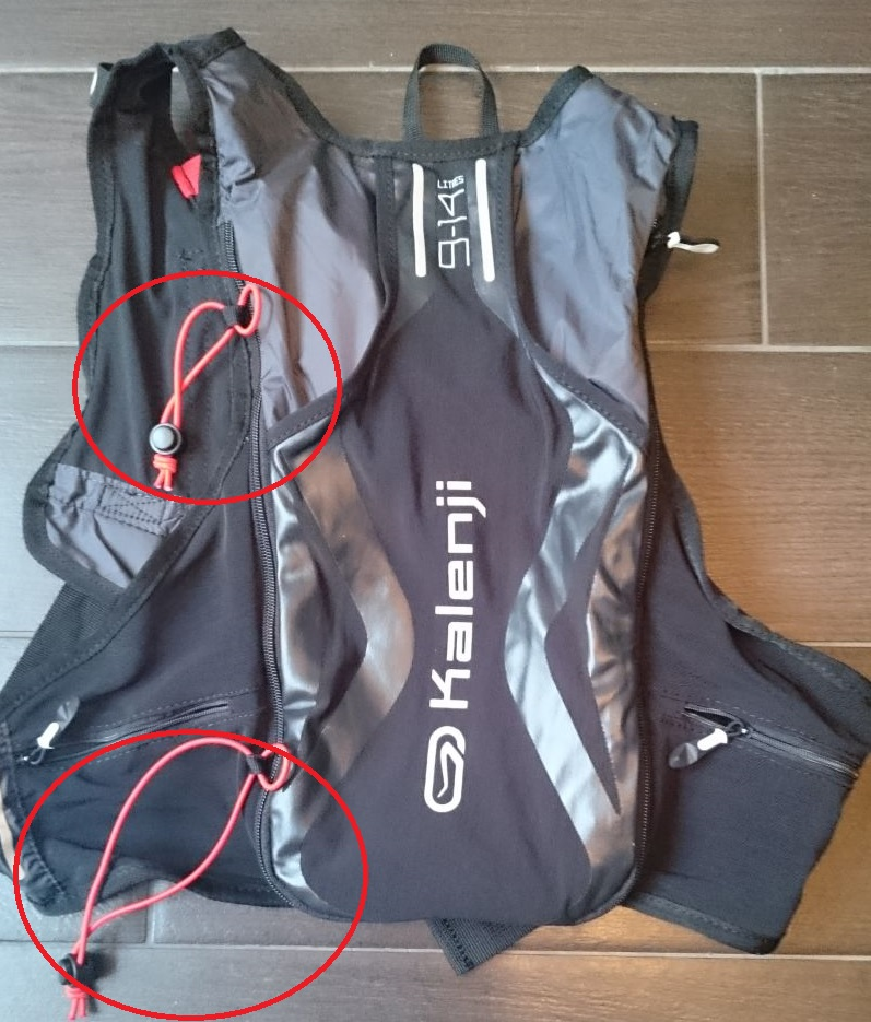 Kalenji TRAIL férfi hátizsák - nemmaratonman 81ba0e8900