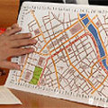 Tapintható térkép