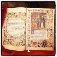 #corvina Petrus Ransanus Cod. Lat. 249 #library #könyvtár #manuscript