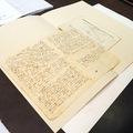 Örökség lett a Svájcból ajándékba kapott Arany János-levél