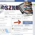Előre, fel a Facebook-falra
