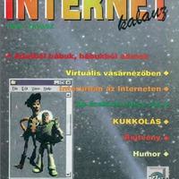 Letölthető az első magyar nyomtatott Internet magazin