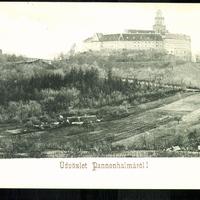 Hét vidéki millenniumi emlékmű – Pannonhalma