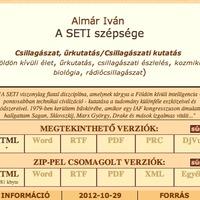 Földön kívüli értelem keresése –  Húszéves a Magyar Elektronikus Könyvtár