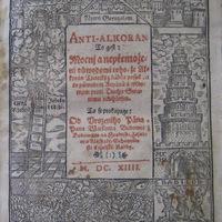 Jegyzetek Václav Budovec Antialkorán című művének magyar fordítása mellé