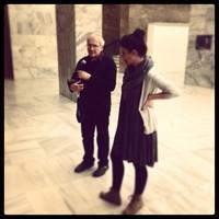 Reich Lilla és Karasz Lajos könyvtárlatot biztosítanak #library #oszk_most
