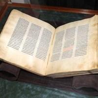 Kincsek a Kézirattárból - Múzeumok Éjszakája 2011