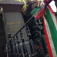 Kollégákkal jártunk a Kerepesi temetőben – 1. rész