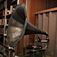 A hónap műtárgya: A nemzeti könyvtár gramofonlemez-gyűjteménye