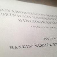 Hankiss Elemér 1928-2015