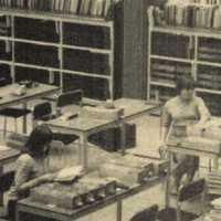 Az OSZK Híradó mint a nemzeti könyvtár történetének tükre: 2. rész