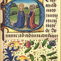 Sarlós Boldogasszony – Mária és Erzsébet találkozása