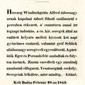 """""""Egy ember szól, de milliók nevében!"""" (II. rész) Kossuth Lajos imája"""