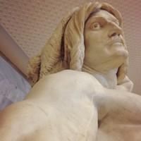 Fadrusz János szelfi #selfie #statue #statueselfie
