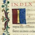 Mit árul el egy apró üres karika a Ransanus-corvina díszítésében?