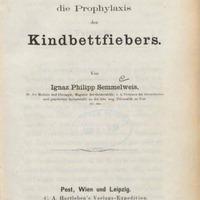 Semmelweis németül. Húszéves a Magyar Elektronikus Könyvtár