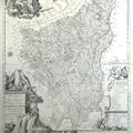 Pongrácz János – Farkas Ferenc – Karacs Ferenc: A Székesfehérvári Püspökség térképe, 1819