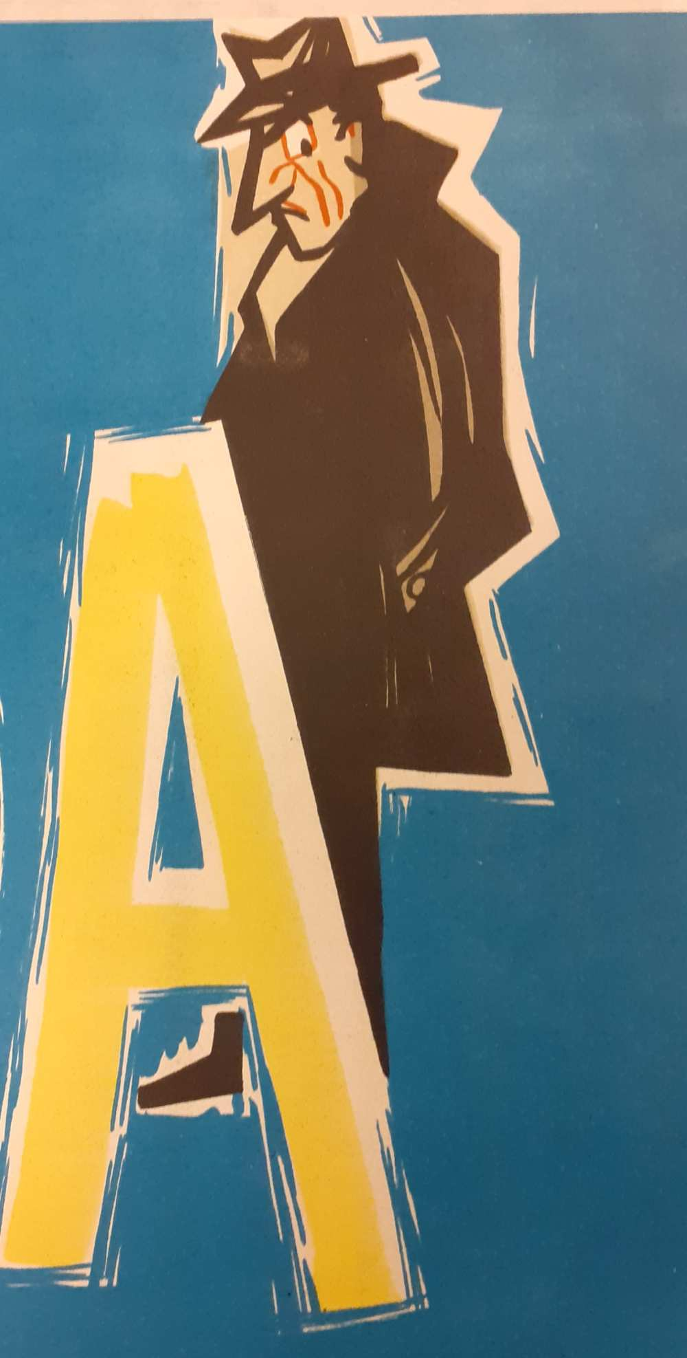Benedek Tibor mint Zacsek. Grafika. Micsoda emberek vannak. Zenés kabaré 2 részben. Rendezte Zsudi József. Bemutató: Vidám Színpad, 1962. március 9. Színlaprészlet – Színháztörténeti és Zeneműtár
