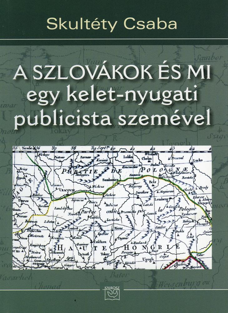 Skultéty Csaba könyve
