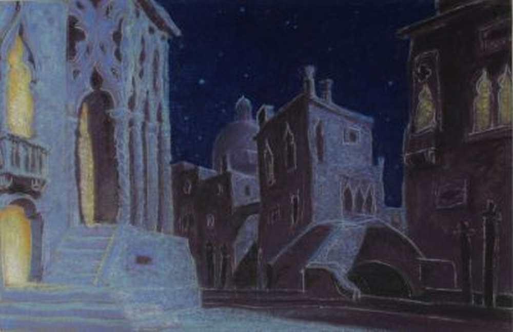 Offenbach: Hoffmann meséi. Velencében. Operaház, 1932. december 18.