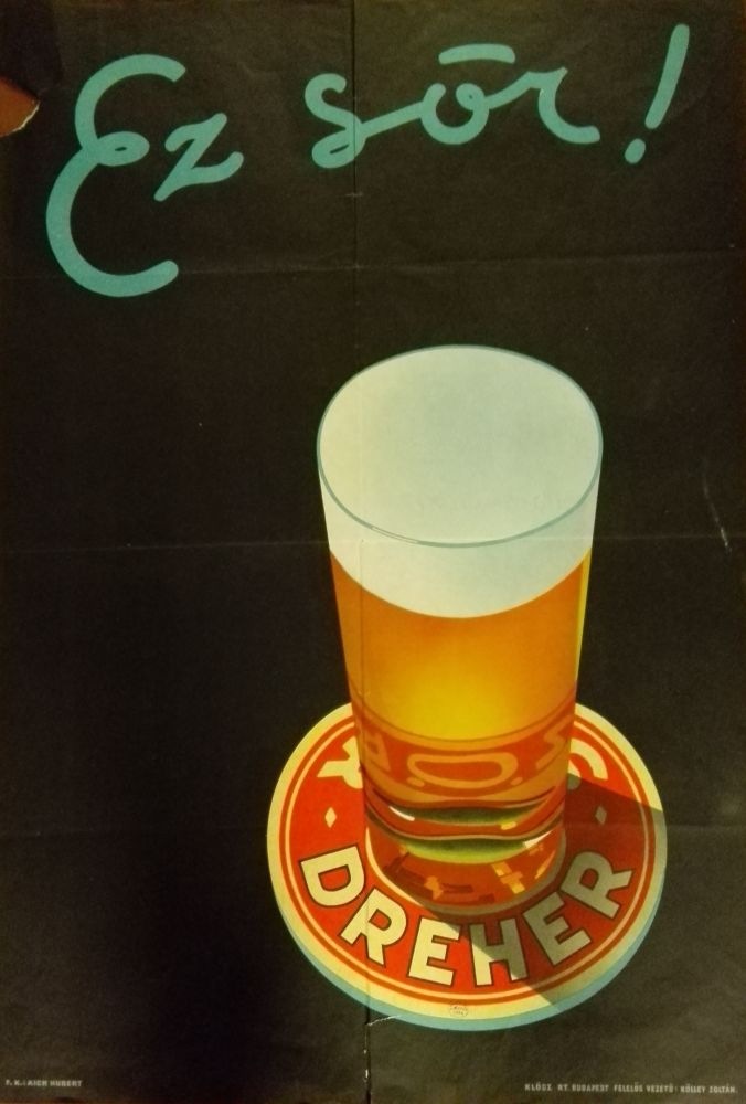 Ez sör! Jelzet: PKG.1947/149 – Plakát- és Kisnyomtatványtár