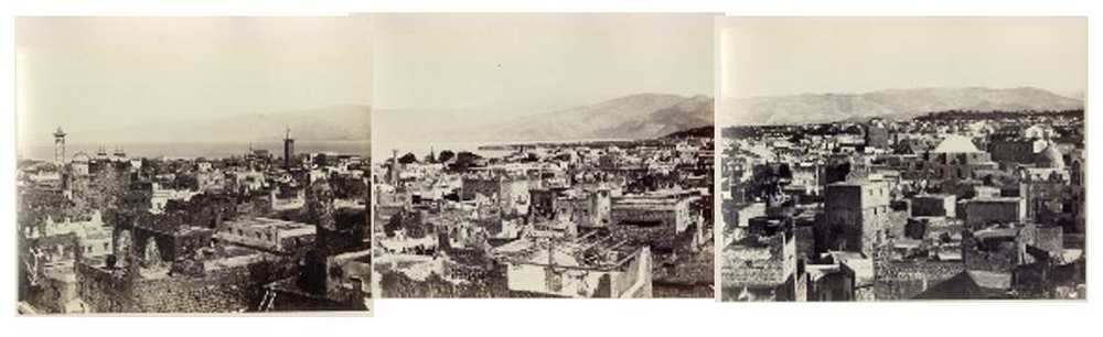 Bejrút panorámaképe