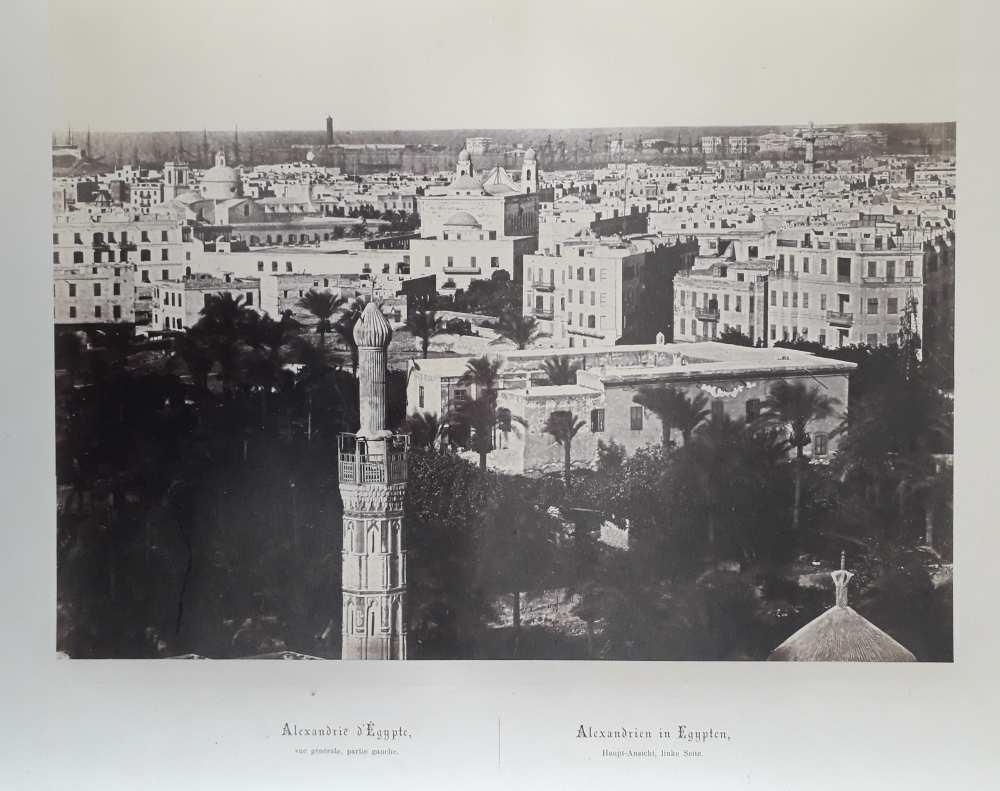Alexandria látképe