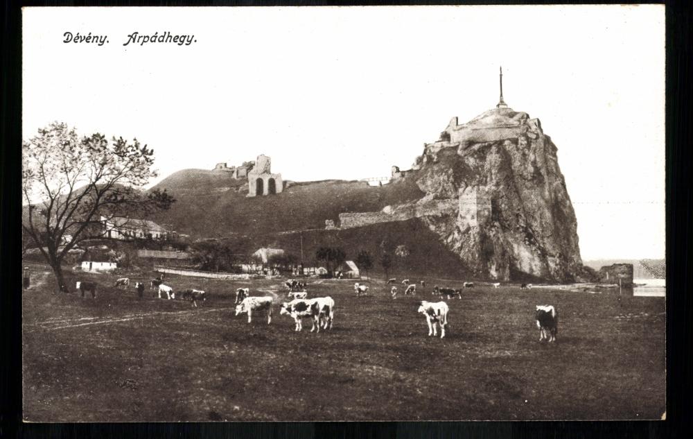 Dévény. Árpádhegy – Plakát- és Kisnyomtatványtár, Jelzet: KNy, Klap.P55/21